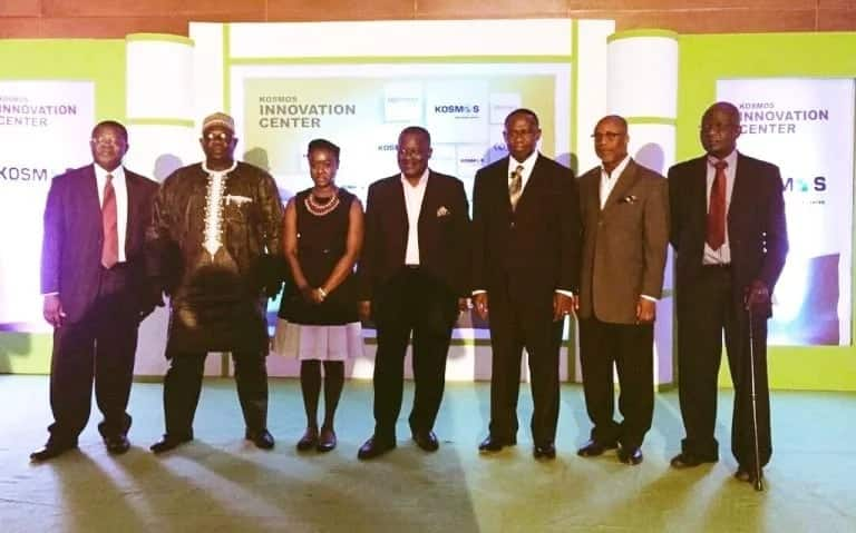 Kosmos Innovation Centre launched in Accra
