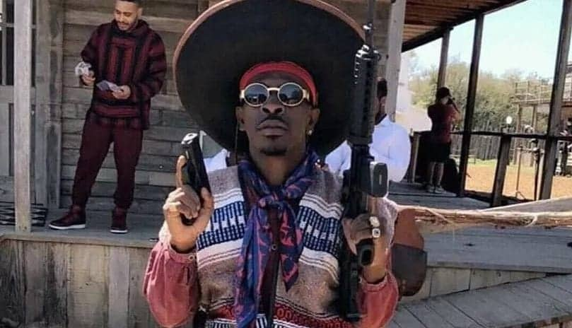 Social media users react to claims that Shatta Wale 'stole' concept for Gringo from American Movie