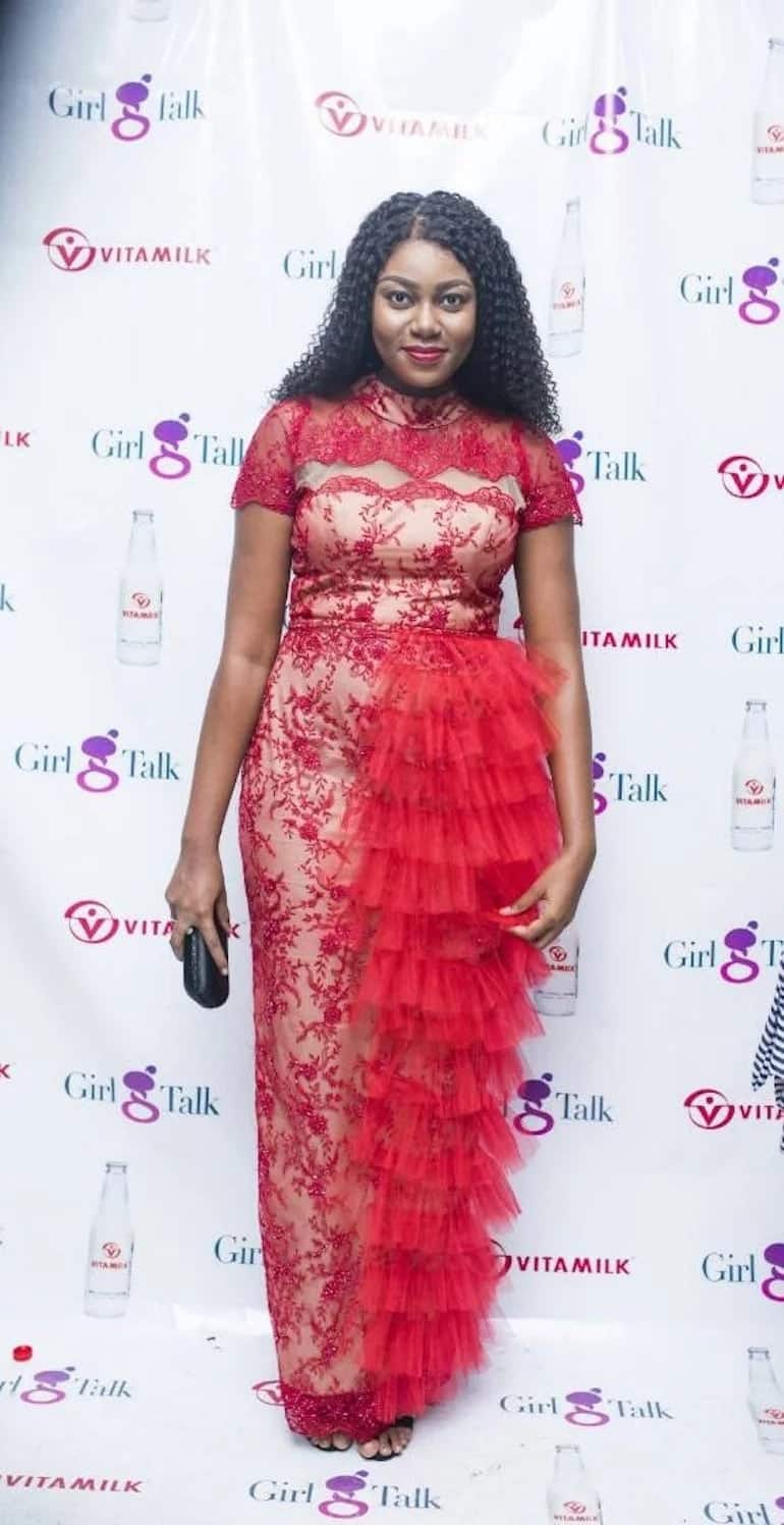 Yvonne Nelson weeps at 2017 Girl Talk Concert