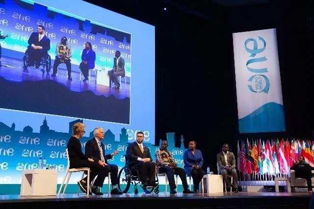 Mafi Zongo Assemblyman claims 'World's Politician of the Year' award