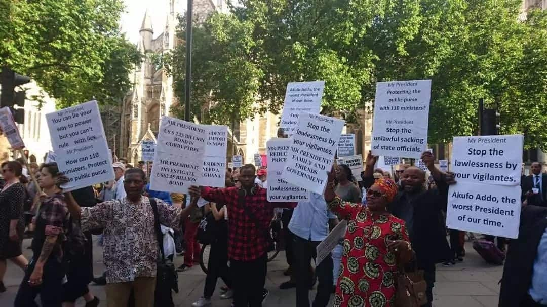 """Ghanaians who demonstrated against Nana Addo in US are """"mad people"""" - Obiri-Boahen"""