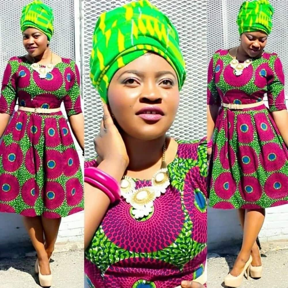 df0364997d2 Beautiful African Dresses for Wedding Guests in 2019 ▷ YEN.COM.GH