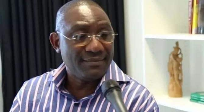 Suspended Second Vice Chairman of NPP, Sammy Crabbe