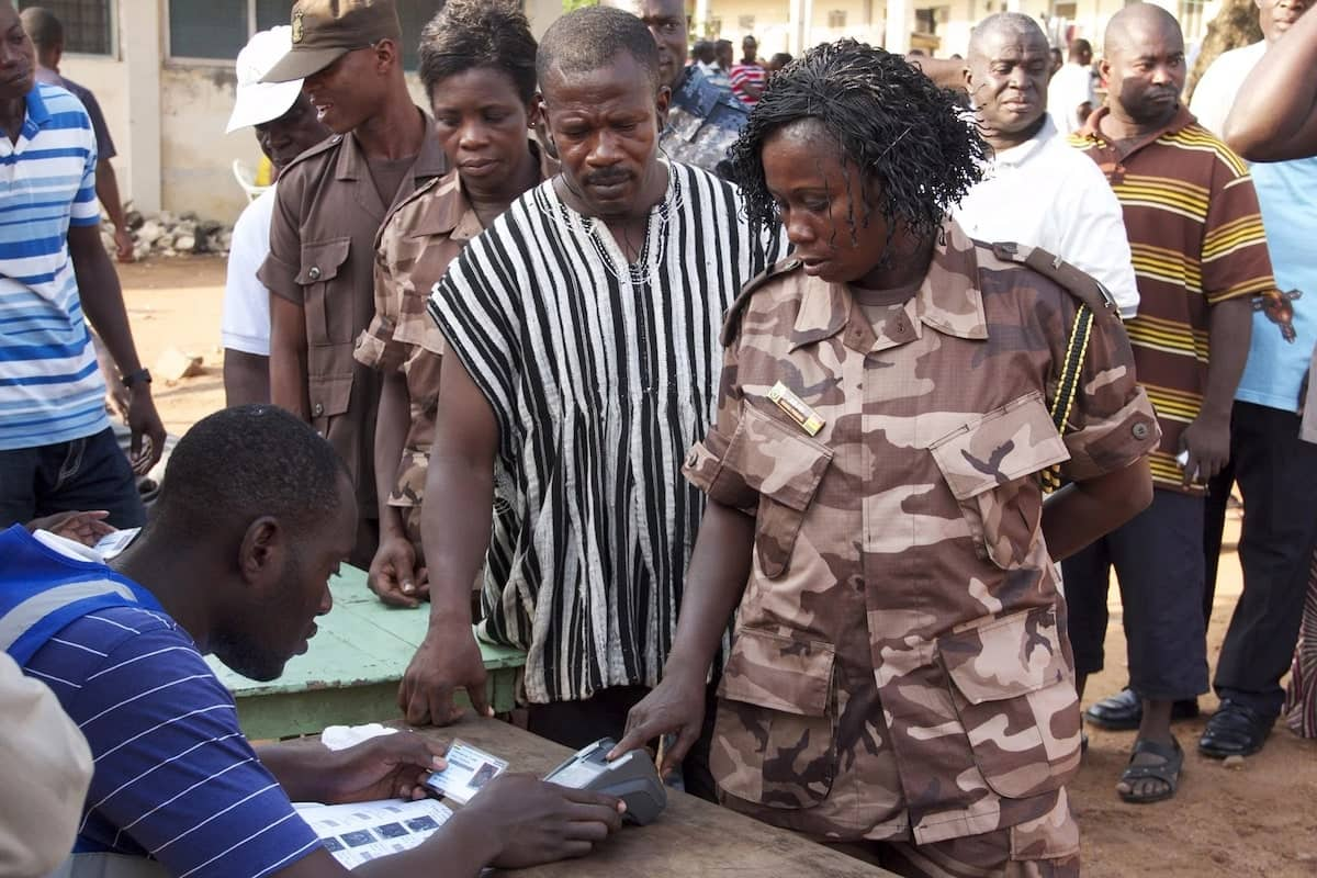 Ghana voters ID card: How to apply, verify registration and replace lost cards