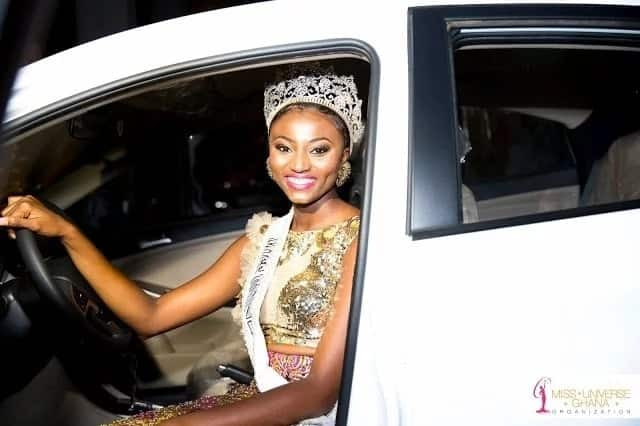 Ruth Quashie makes it to last round of Miss Universe but misses out on crown