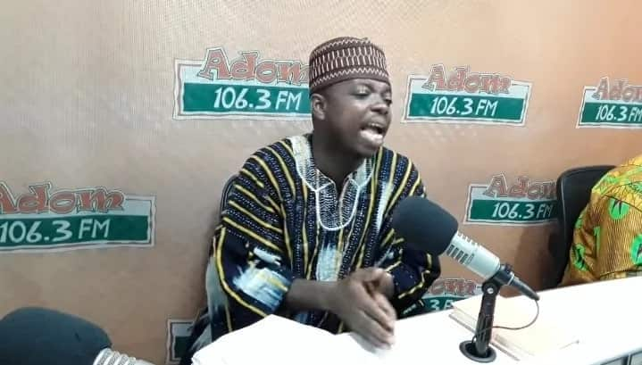 Abronye DC says he won't cooperate with the police over his attcack