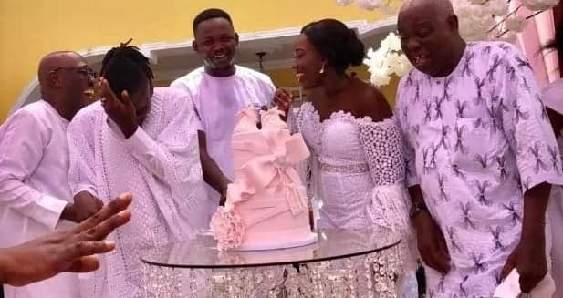 PHOTOS: All the amazing moments from the naming ceremony of Stonebwoy's daughter