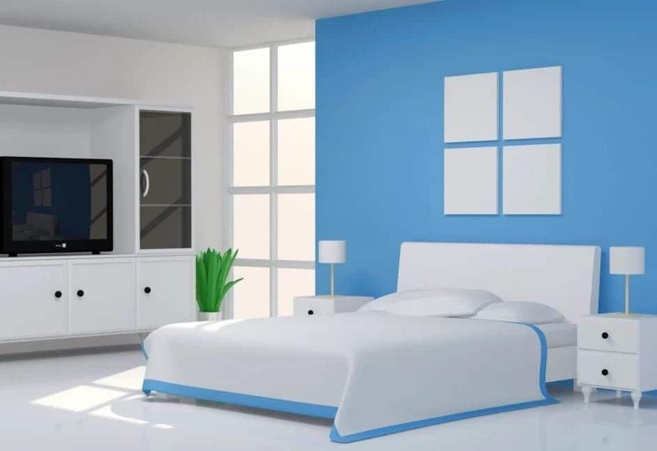 Bedroom Painting Design - home decor photos gallery