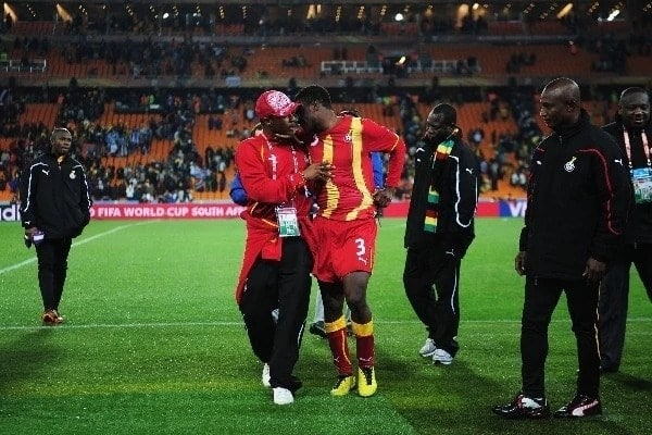6 most heatbreaking moments in football for Ghanaians