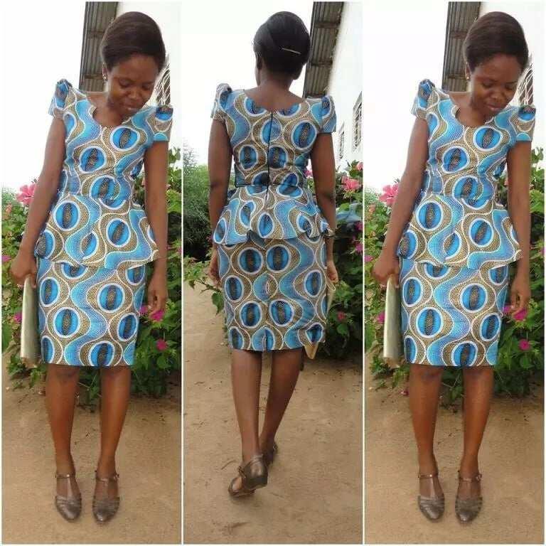 African Dresses Trending From The Net 2020 Photos Yen Com Gh
