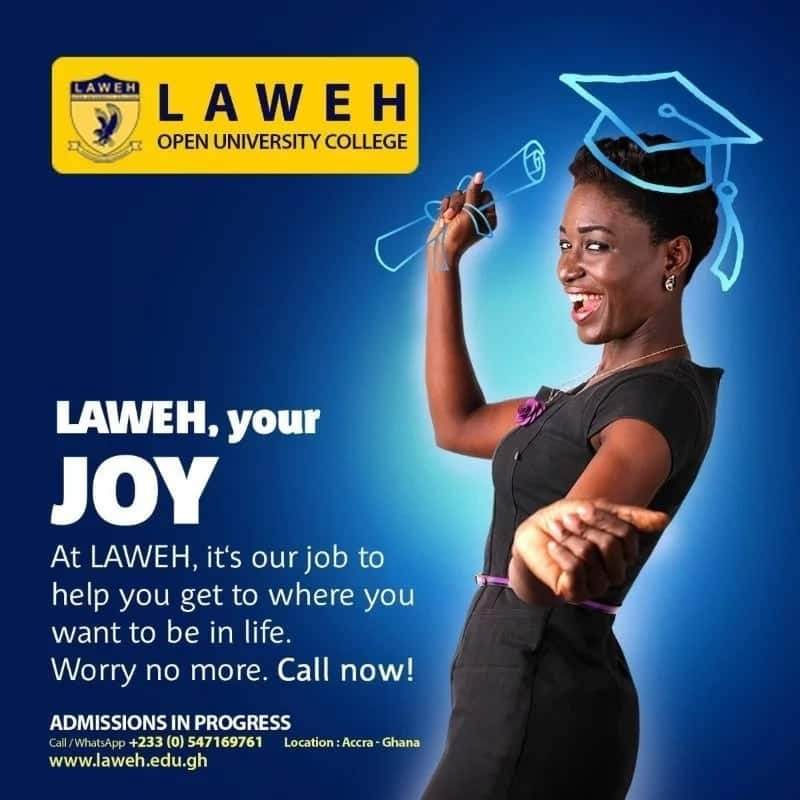 laweh university laweh open university location is laweh open university accredited laweh open university college ghana