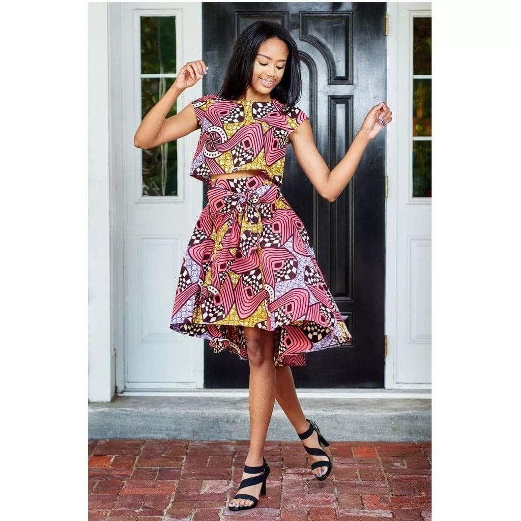african print styles for office, kitenge office dresses, african print office wear