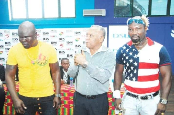 Bukom Banku wickedly jabs Ayittey Powers for 'mocking' him after Bastie defeat
