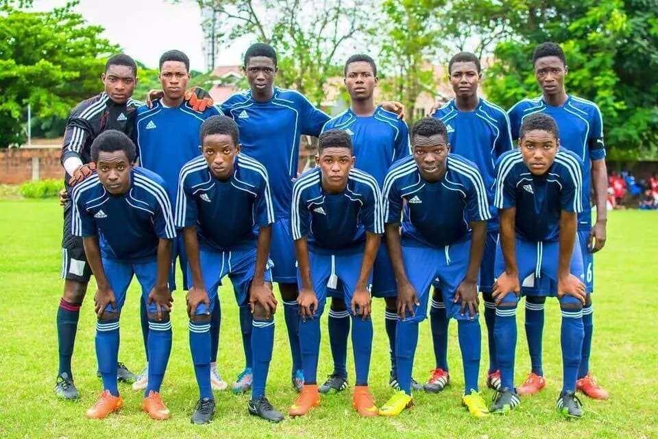 All soccer academies in Ghana Ghana players football academy in Ghana WAFA fc the biggest SHS in Ghana