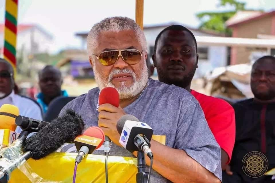 'Shameless' persons in NDC seeking to erase June 4 history – Rawlings