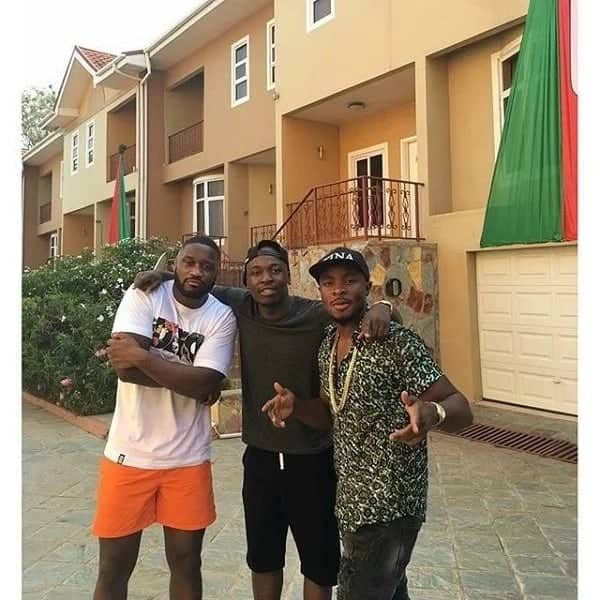 Killbeatz finally speaks after Fuse ODG thrown him out of his $1million mansion