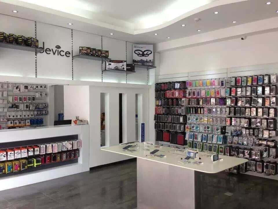 phone shops in Ghana