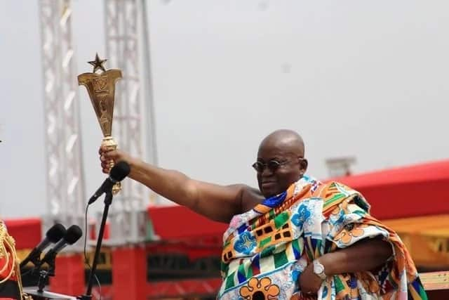 6 photos that makes us believe Nana Addo is 20 years younger