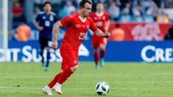 Xherdan Shaqiri wins all 3 points for Swizerland in a fierce clash against Serbia