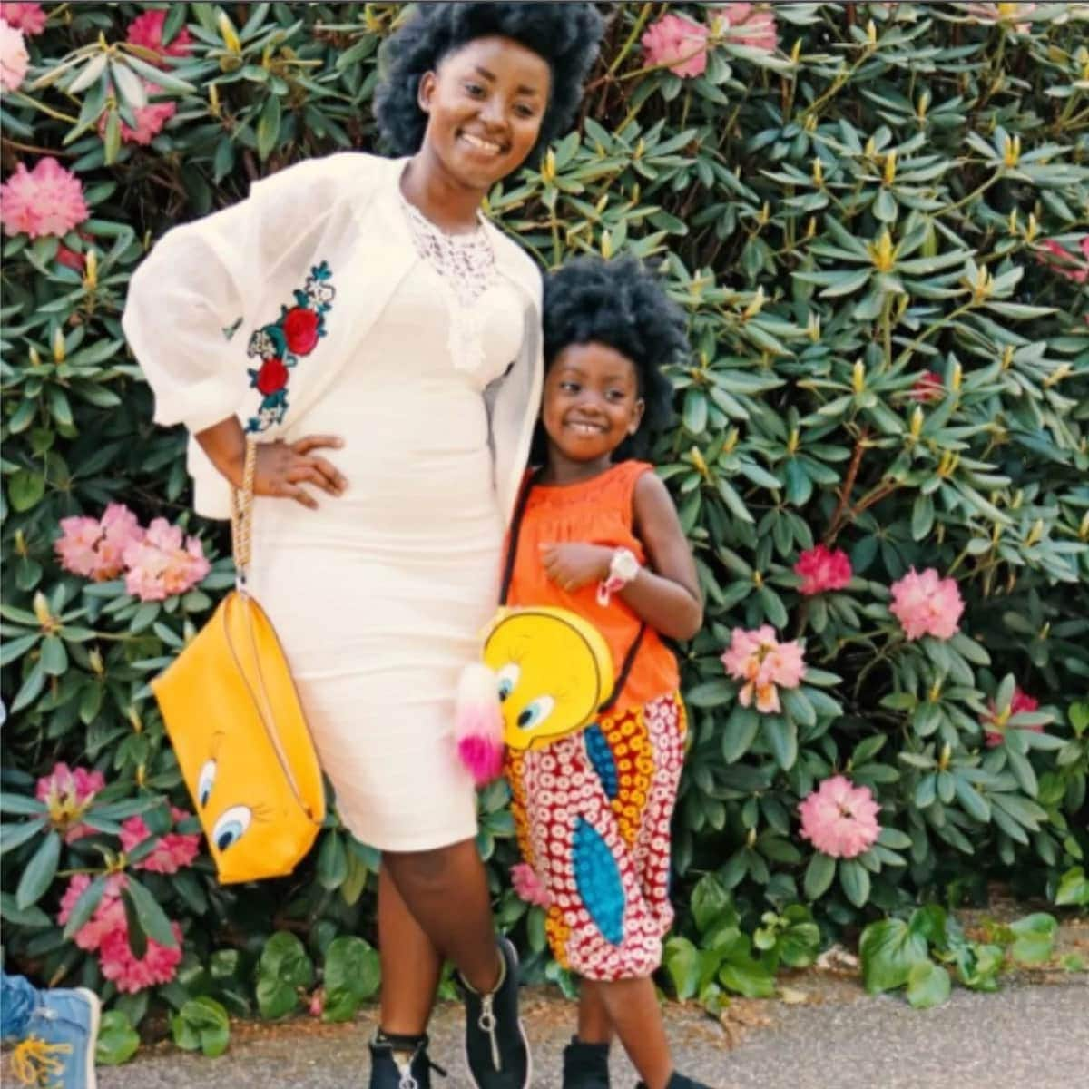 Okyeame Kwame sends love and warm wishes to his daughter Sante on her birthday