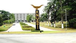 KNUST students ordered to leave campus by midday of September 18 over security threat