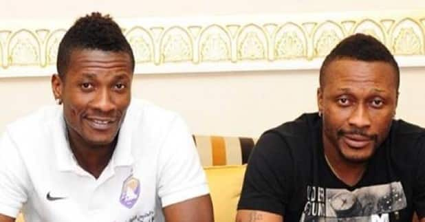 Baffour Gyan reportedly requested DNA test for Asamoah Gyan's kids
