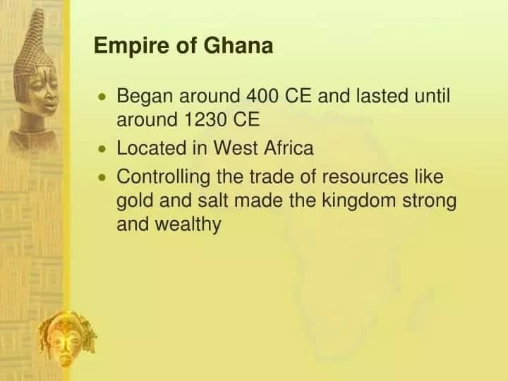 facts about ghana's history, facts about cocoa in ghana, interesting facts about ghana