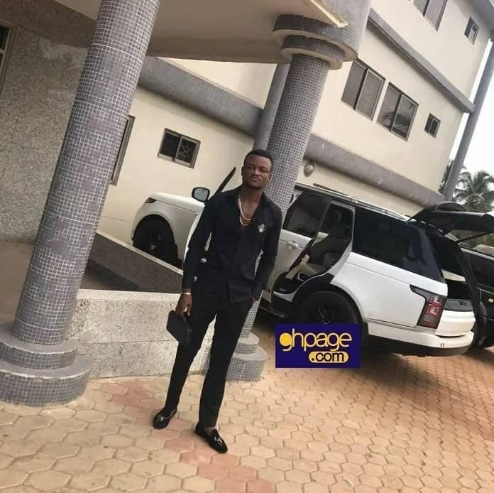Here is the man who reported Ibrah to Interpol for money laundering