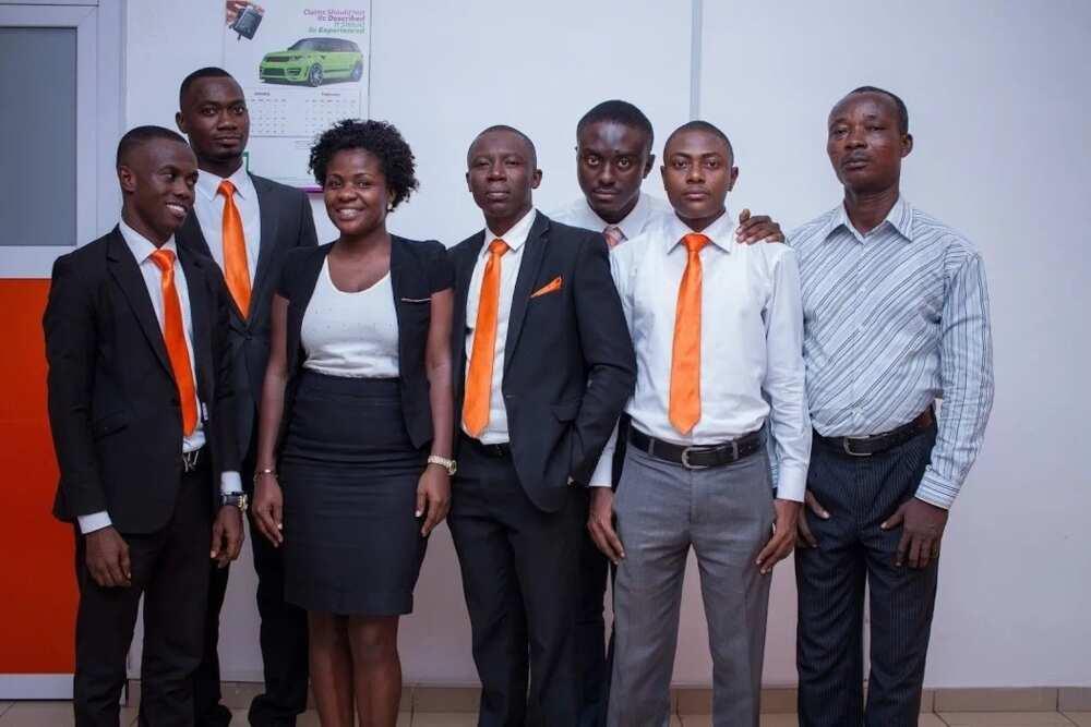 Up-close with VOA Microfinance GM, Rhys Gyamfi Adjei