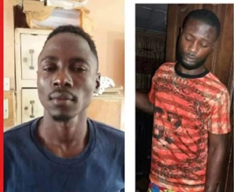 Police arrest 2 escapees involved in Kwabenya shooting
