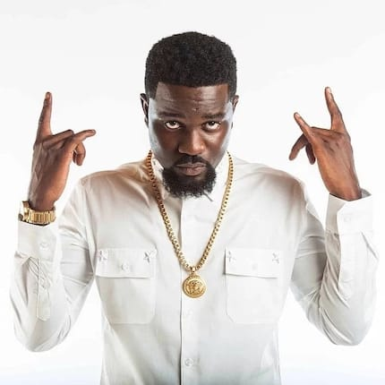 Sarkodie finally reveals his best rapper in Ghana