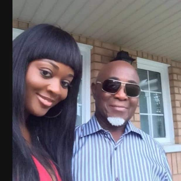 11 Ghanaian celebrites and their parents