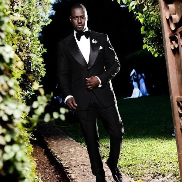 Chris Attoh speaks on incident that forced some people to believe he was gay