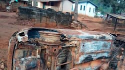 Chief of Akyem Aworase stripped and beaten in clashes at Obuoho