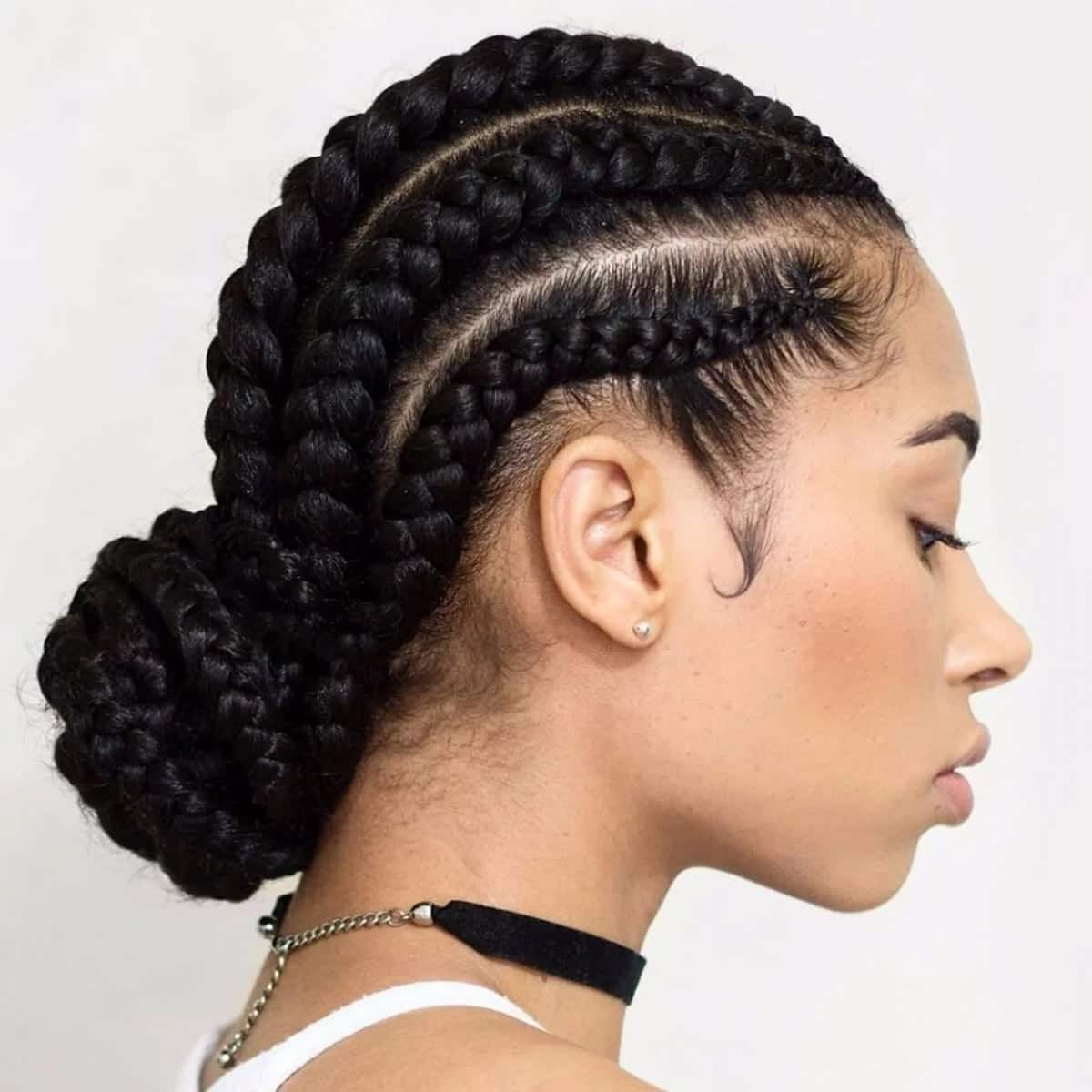 Braid Hairstyles: Types Of Braids And Braids Hairstyles In Ghana YEN.COM.GH