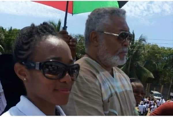 Dr. Zenator Rawlings on campaign for Klottey Korle constituency