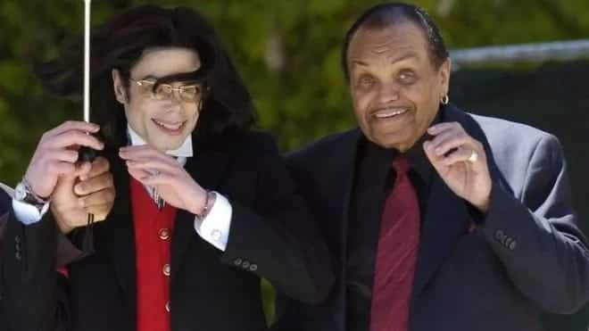 Michael Jackson's father has died