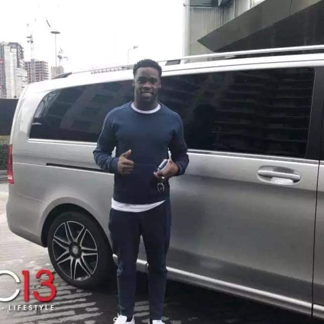 Have a look at Jeffery Schlupp's GHc 360k new car