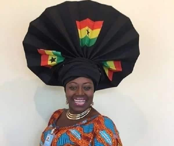 Meet the very young Akumaa Mama Zimbi