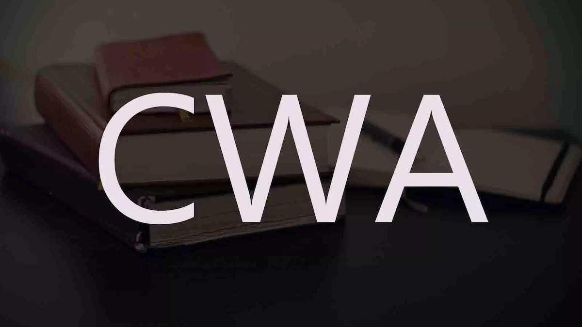 How to convert CWA to GPA