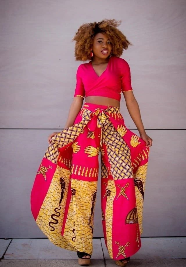 african fashion skirts and blouses