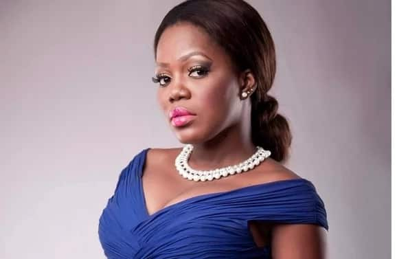 Journalist Mzbel described as 'Kojo Basia' replies her and its epic