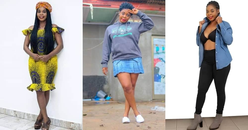 I am deeply sorry - Joyce Mensah cries as she begs for forgiveness from baby daddy's wife