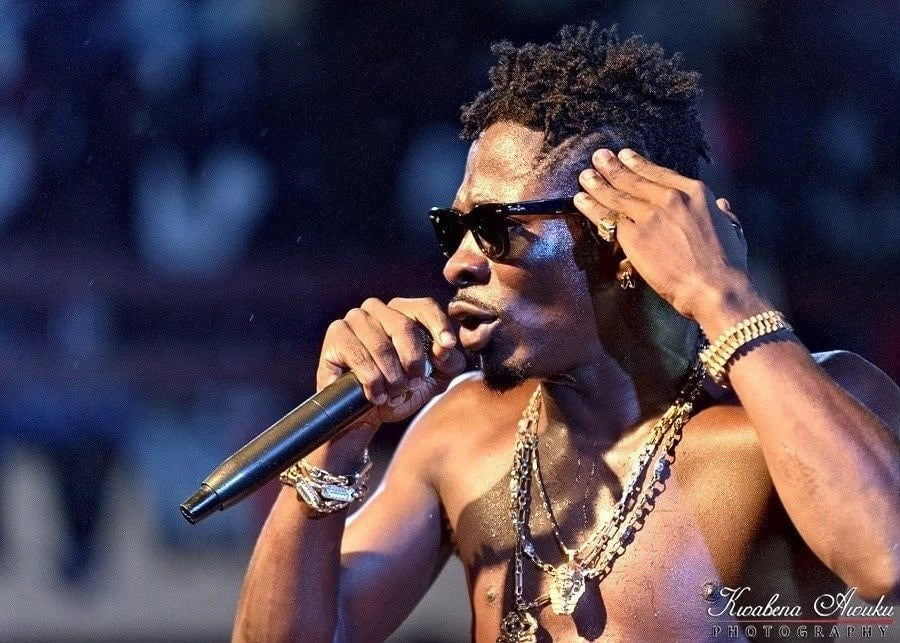 6 times Shatta Wale proved he was the undisputed champion of dancehall music in the whole of Africa