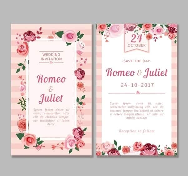 Wedding Invite For Friends: Wedding Invitation Messages For Friends YEN.COM.GH