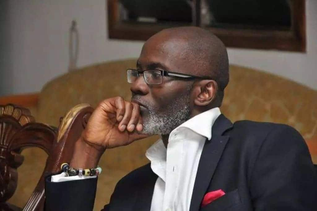 Gabby Otchere-Darko kicks against TV licence court