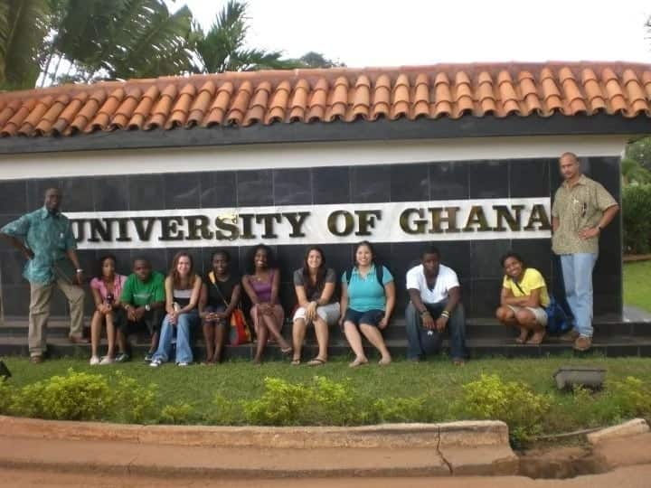 Ghanaian University Rankings