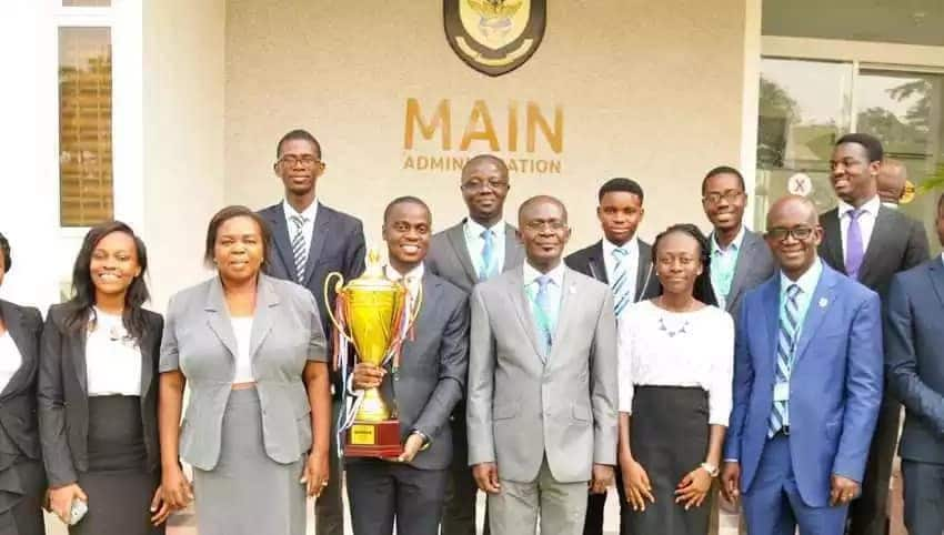 KNUST masters programmes by distance