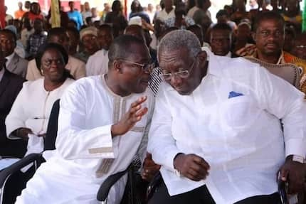 Jospong is a businessman worthy of emulating - Kufuor