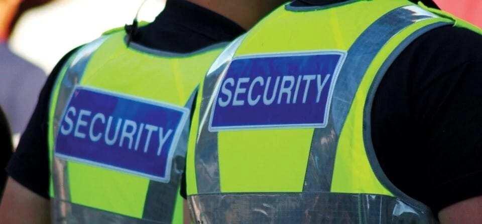 Security companies in Ghana